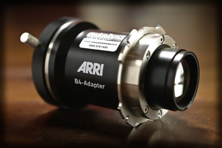 Arri b4 to PL adaptor