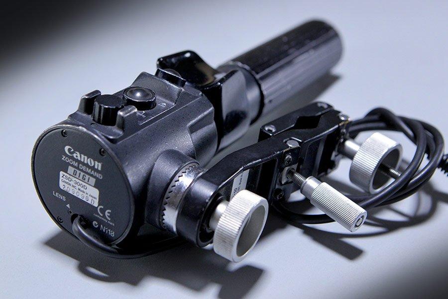 Canon Servo Remote Zoom Demand for Hj22, Hj14 and HJ11