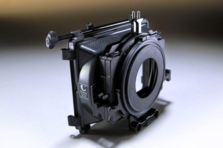 Chrosziel 15 mm Rail Mount Matte Box for Canon C300, DSLR, Sony FS700 & F3