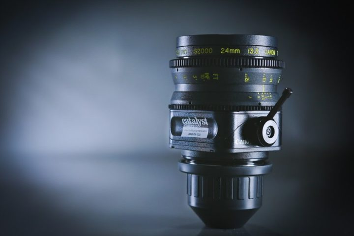 Schneider Optics F4 24mm Tilt Shift