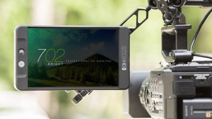 Small HD 702 bright monitor