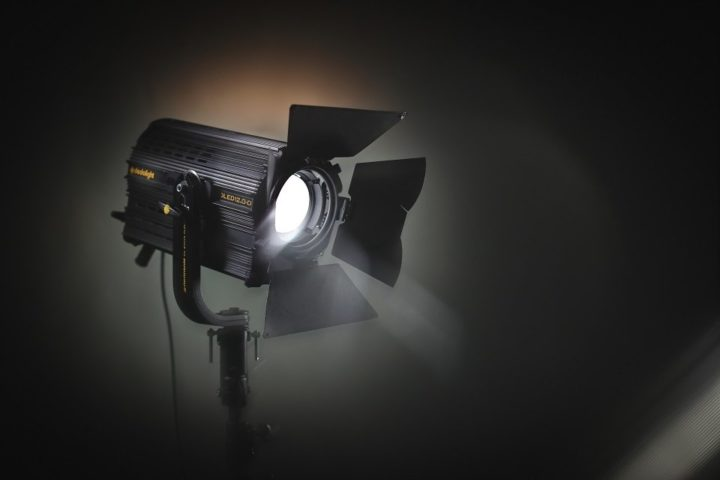 NEW! Dedolight DLED 12 Daylight / LED is getting serious