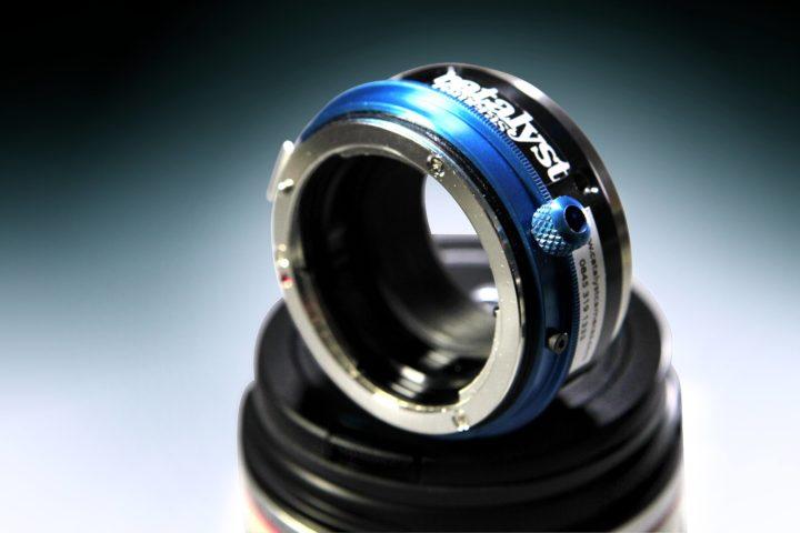 Nikon to Sony Nex Adaptor