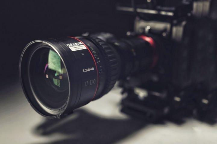 Canon CN7 17mm-120mm PL zoom lens